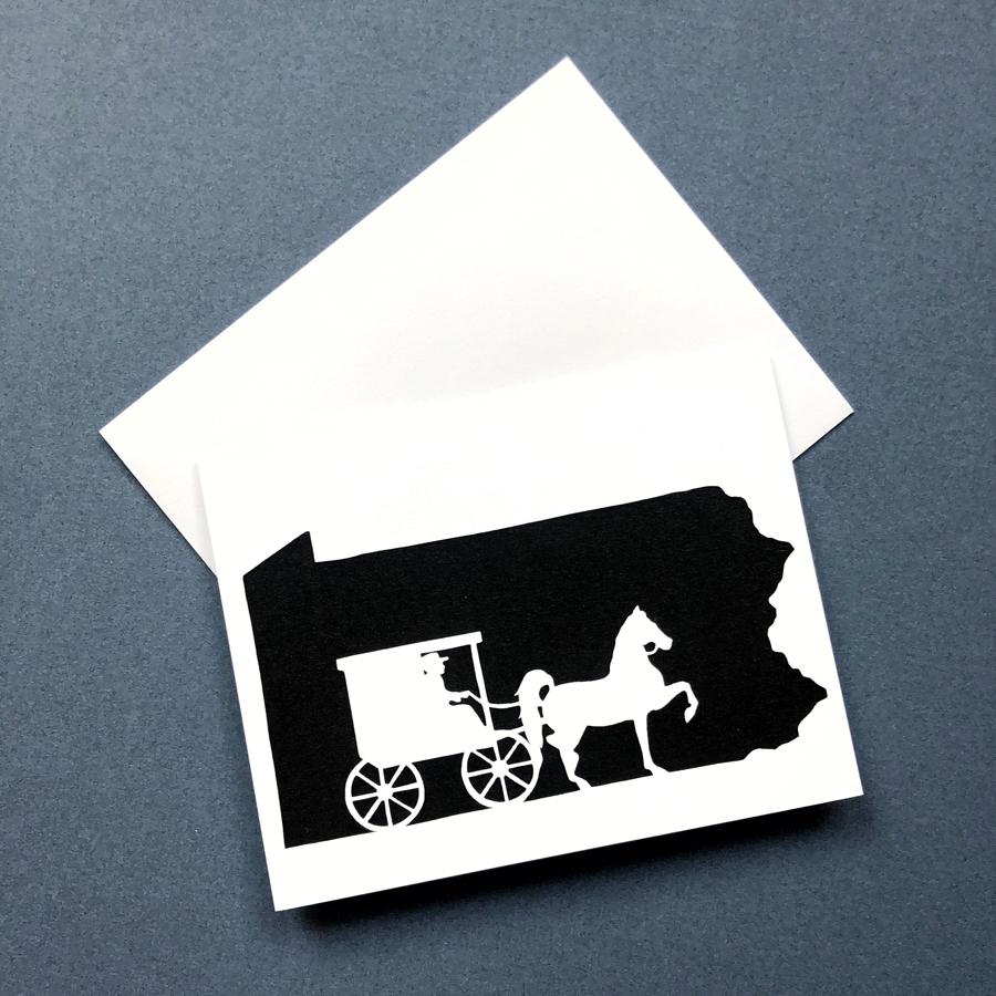 PA card