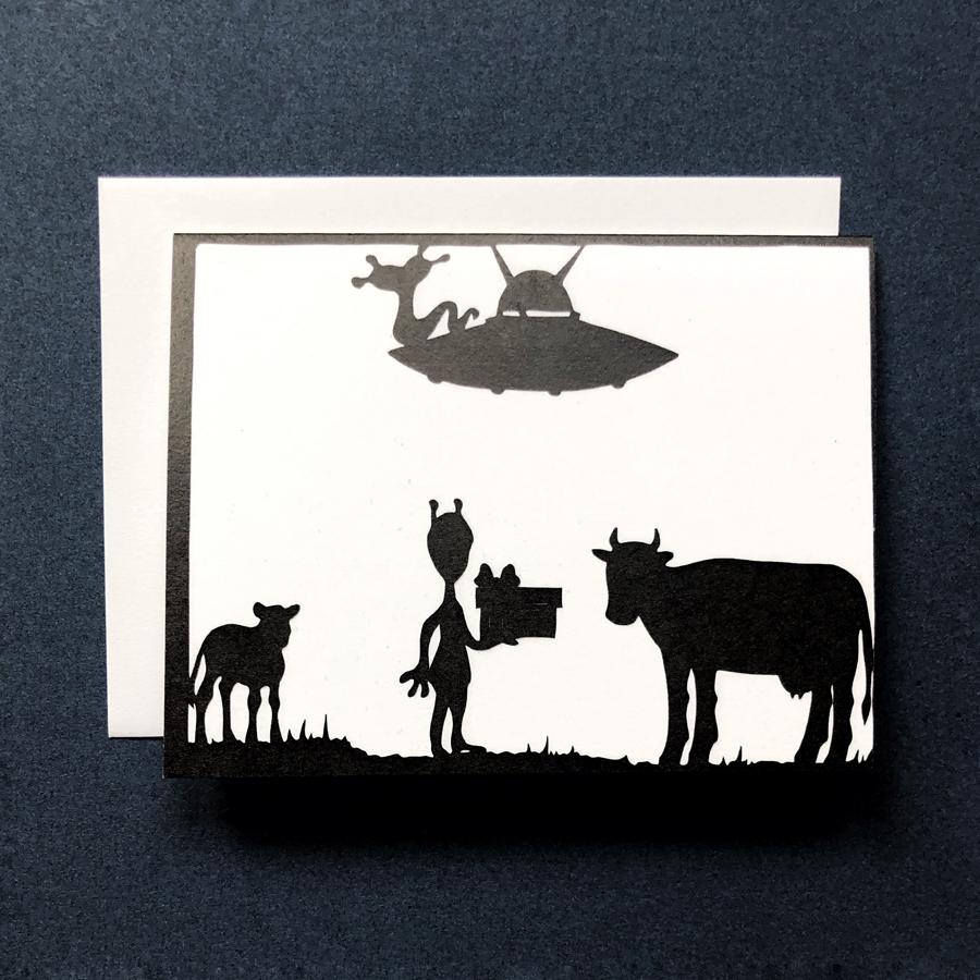 alien gift card