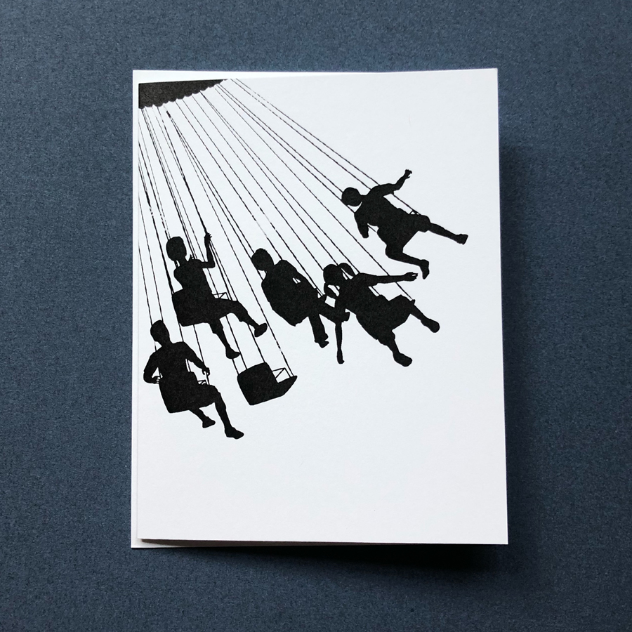 swings card