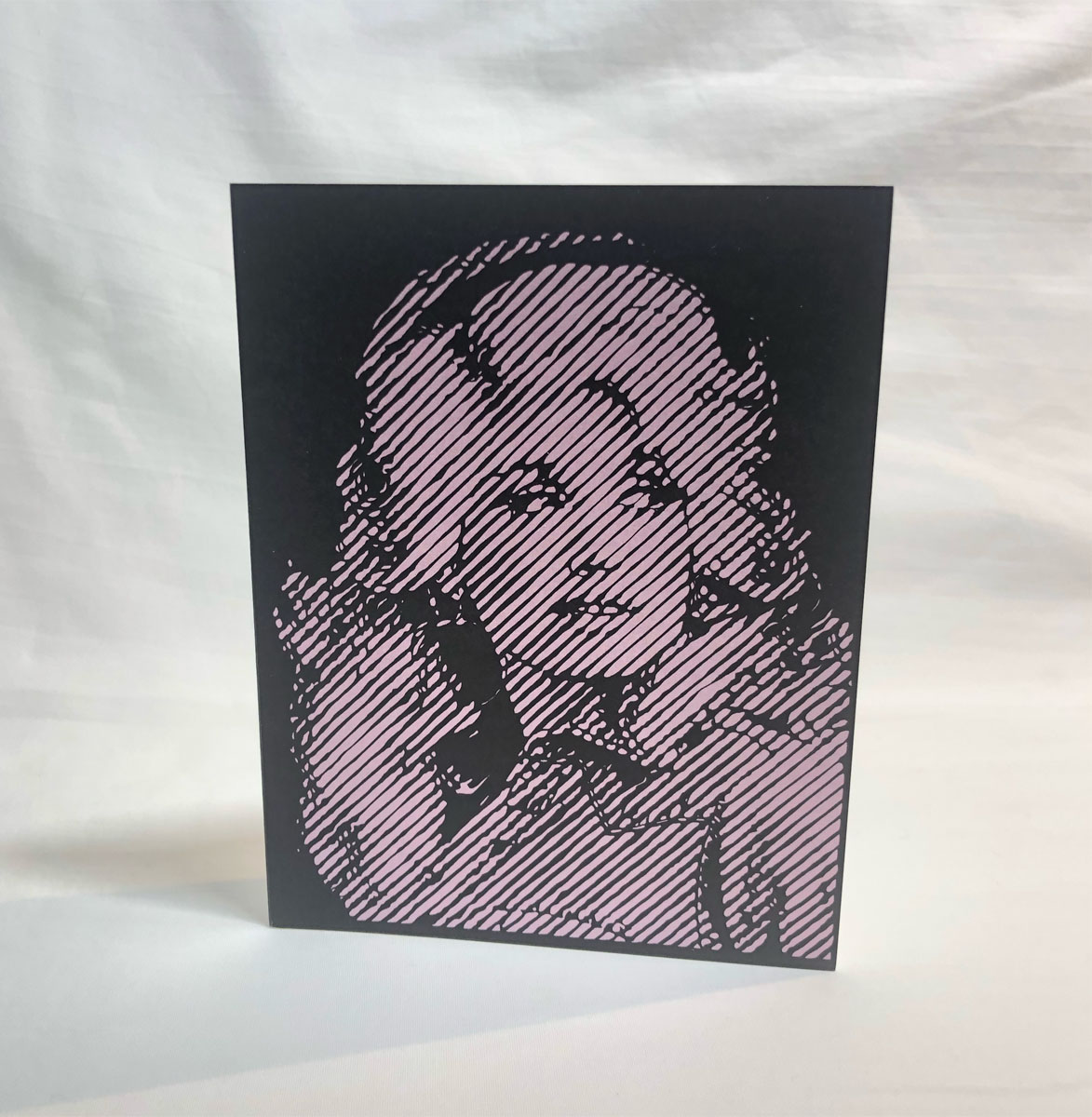 greeting card dolly